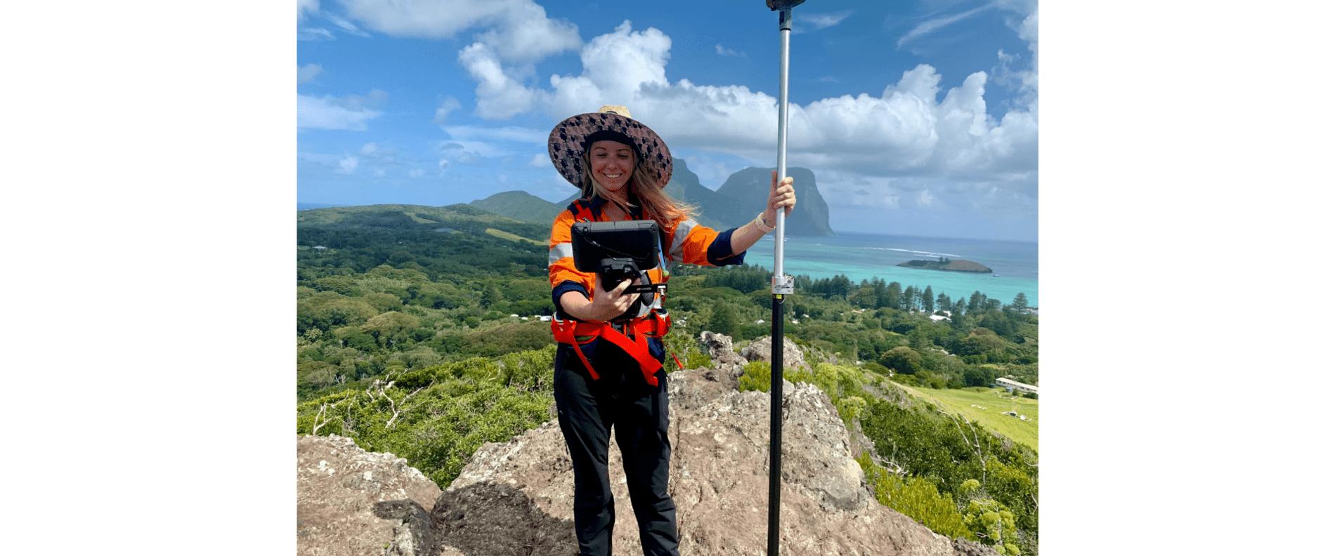 Meet Nadine Nolan, our Field Data Ecologist